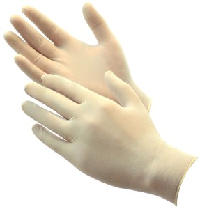 LATEX GLOVES  CASES
