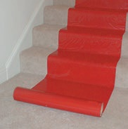 "24"" Carpet Treatment - Red"
